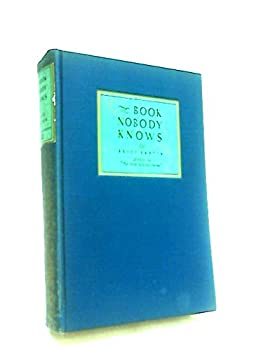 Hardcover The Book nobody knows, Book
