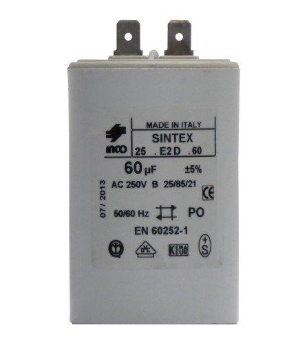 Capacitor 60µF