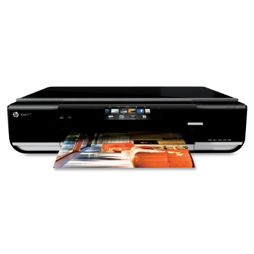 HP Envy 114 E-all-in-one Printer - D411C (Black)