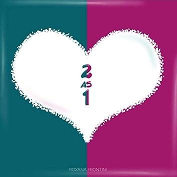 2 as 1