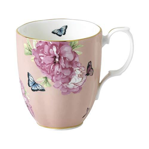 Miranda Kerr by Royal Albert 1056218 Taza en caja de regalo, porcelana fina, 405 mililitros