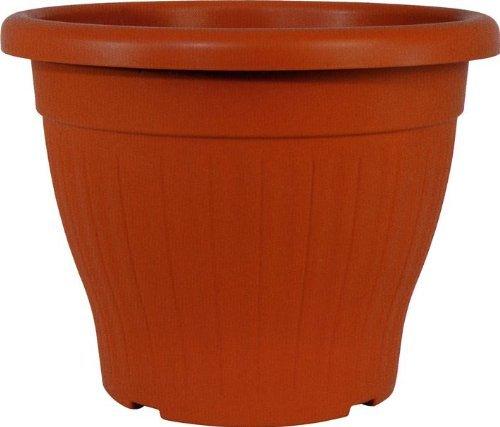 Vase rond polypropylène 49,5x38H cm capacité de 38 litres