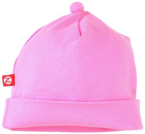 Zutano Baby-girls Infant Primary Solid Hat, Hot...