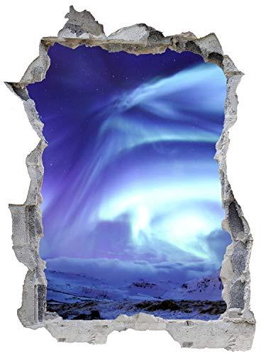 Eis Schnee Nordpol Winter Wandtattoo Wandsticker Wandaufkleber E0434 Größe 46 cm x 62 cm