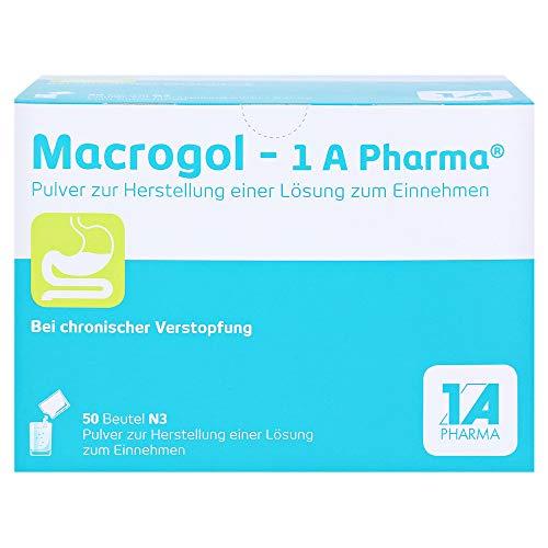 Macrogol-1A Pharma Pulver zur Herstellung einer Lösung zum Einnehmen 50 Stück