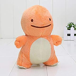 eSunny 12-15Cm Pocket Doll Plush Toys Charmander Squirtle Bulbasaur Clefairy Ditto Metamon Stuffed Doll Toy Must-Have 7 Year Old Girl Gifts Girls Favourite Characters Superhero Dream Unboxes