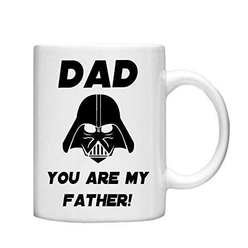 NA Papá Eres mi Taza del Padre Taza Personalizada Té Taza de...