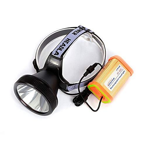 Stirnlampe 12 Stück/Menge Scheinwerfer LED Camping Laterne Wiederaufladbare Stirnlampe Taschenlampe für Outdoor