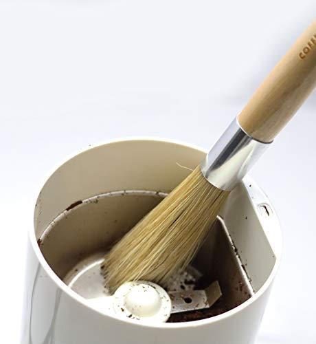 青芳『バールコーヒーグラインダーブラシ』