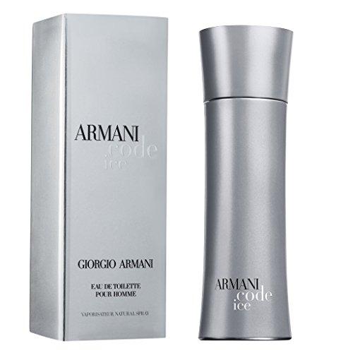 Armani CODE ICE para Caballero, de 125 ml. VINTAGE