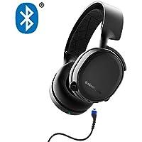 SteelSeries Arctis 3 Bluetooth Gaming Headset (Black)