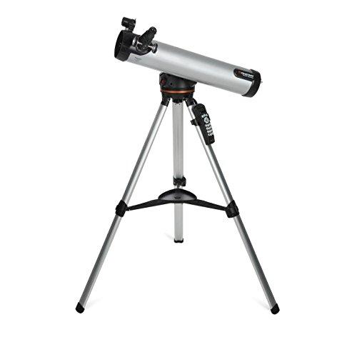 Celestron LCM 76 – Telescopio (Reflector Newton, 76 mm)