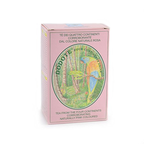 Dodote - Tè dei quattro continenti, four continents drink - Vegetal Progress