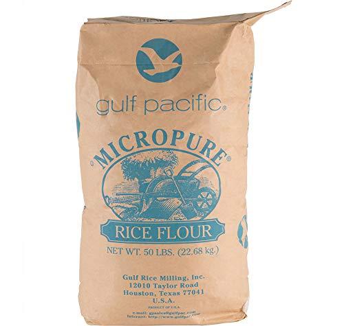 Gluten Free White Rice Flour (50 Lbs)