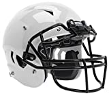 Schutt Sports Vengeance A11 Youth Football Helmet with Facemask, White, Medium