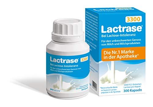Lactrase 3300, 300 St. Kapseln