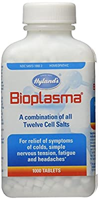 Hyland's Homeopathic Bio Plasma Cell Salts