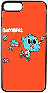 1 piece original cartoon The Amazing World of Gumball cover case For iPhone 4 4s 5 5s 5c SE 6 6s plus 7 7plus 8 8plus X phone case