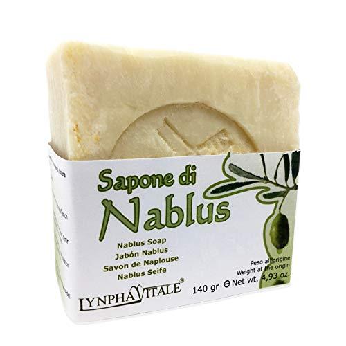 Nablus Seife mit Olivenöl – 100% Natürlich – 140 gr.