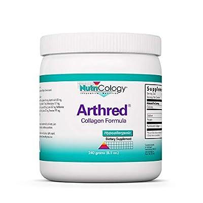 Nutricology Arthred Collagen Formula, Powder, 240 Grams