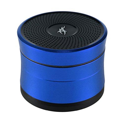 Imagen del producto Solinder Grinder - Molinillo (62 mm), color azul
