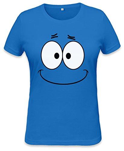 Patrick Face Womens T-shirt Small