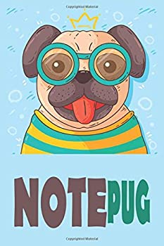 NotePug  The Notebook for Pug Lovers   pug pals for every note!