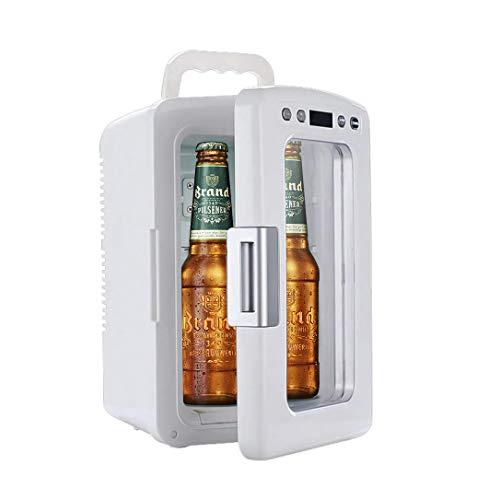 BabiQ Mini Car Kühlschrank Kühlschrank 12 Liter tragbare elektrische Kühlbox Kühler Kühler und Wärmer 2 Modi für Reisen Camping Picknick Caravan Festivals CE GS Zertifiziert