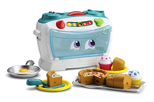 LeapFrog Number Lovin' Oven (Frustration Free Packaging), Great Gift For Kids, Toddlers, Toy for Boys and Girls, Ages 2, 3, 4, 5