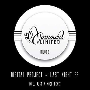 Last Night EP