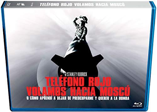 Teléfono Rojo Volamos Hacia Moscu - Edición Horizontal (BD) [Blu-ray]