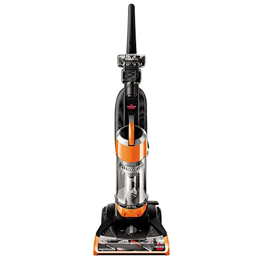 Bissell Cleanview Upright Bagless Vacuum Cleaner, Orange, 1831 New Mexico
