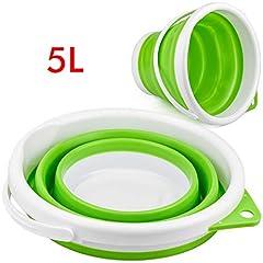 Faltbarer Plastikeimer 5