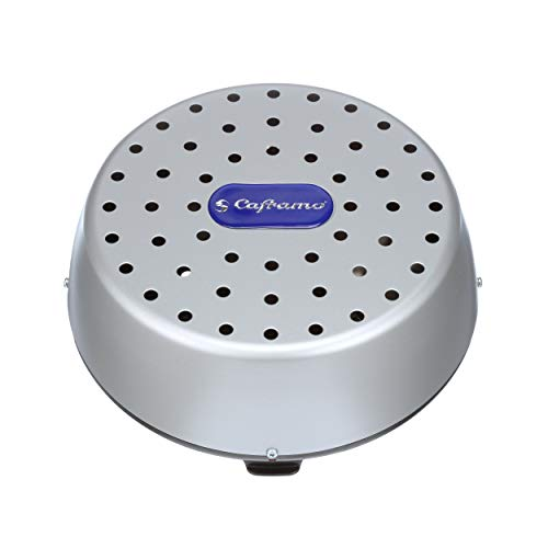 Caframo Limited 9406CAABX Stor-Dry 9406 Dehumidifier, Warm Air Circulator Fan, Small, Metallic