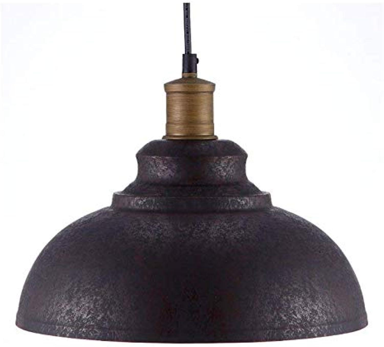 Chandelierfarmhouse Rust Bronze Pendelleuchte Scheunenlampe mit verstellbaren Kettendeckenleuchten