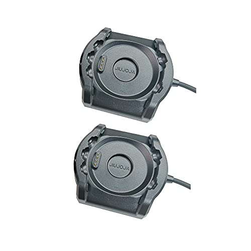 2PACK for Garmin Fenix 3/Fenix 3 HR/Quatix 3/Tactix Bravo Charger Charging Dock Sync Data Cable 120CM/3.93 FT Cable Length for Fenix 3 Heart Smart Watch