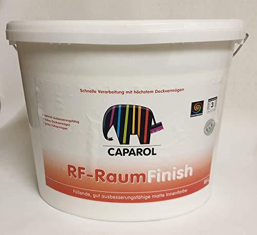 Caparol EF-RaumFinish Der Allrounder Wandfarbe Stupfmatt 15 Liter