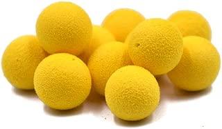 Phecda Sport 30pcs 12mm Smell Carp Fishing Bait Boilies Eggs / 4 Flavors Floating Ball Beads Feeder Artificial Carp Baits Lure/Hair Rig