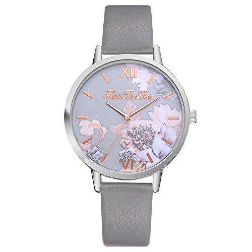 Darringls_Reloj FanFeeDa,Reloj de Cuarzo de aleación analógico Casual para Mujer Hombre Unisex Retro Relojes para Unisex Reloj de Pulsera Elegante