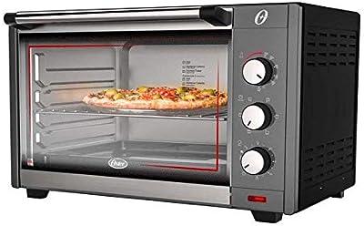 Oster TSSTTV7030-053 1600-Watt 30-Liter Toaster Oven, 220 Volts (Not for USA - European Cord)
