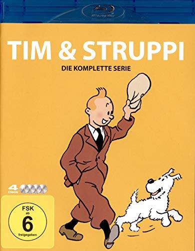 Tim & Struppi - TV-Serien Box [Blu-ray]