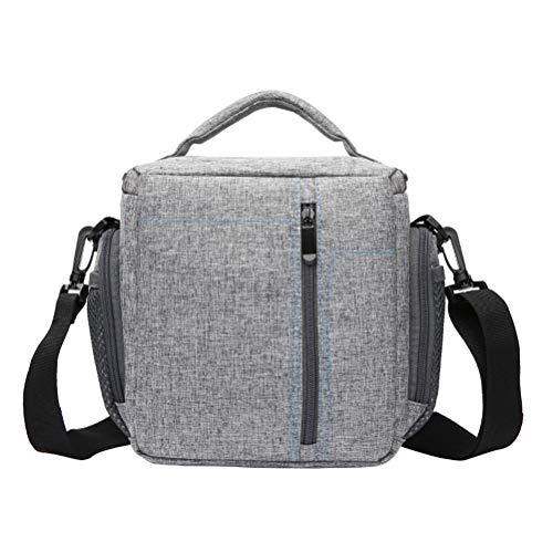 TENDYCOCO Kompakte Kamera Umhängetasche Wasserdichte Canvas Digitalkamera Messenger Bag
