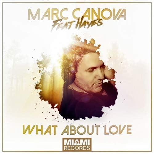 Marc Canova feat. Hayes