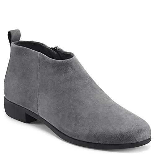 Aerosoles Women's Sophia Ankle Boot, Grey Fabric, 8.5