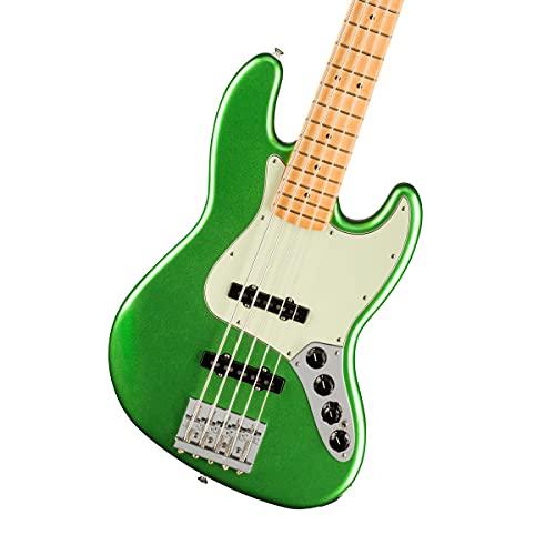 Fender 5 String Bass Guitar, Right, Cosmic Jade (0147382376)