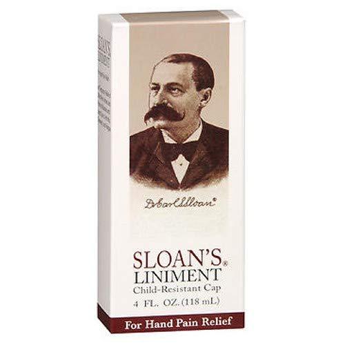Sloan's Pain Relieving Liniment, 4 Ounces