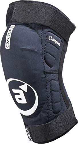 Amplifi Salvo Joint Knee Schwarz, Helme und Protektor, Größe L - Farbe Jet - Black