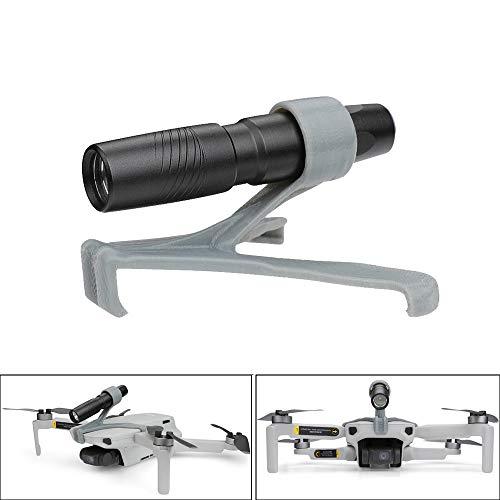 CUEYU LED-Licht für DJI Mavic Mini Drohne - 360 Grad Taschenlampe Scheinwerfer Nacht Cruise Light LED Lampe für DJI Mavic Mini
