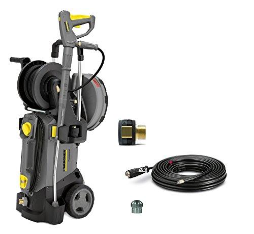KÄRCHER HD 5/15 CX Plus FR Classic Hochdruckreiniger (15209340) inkl. Rohrreinigungsschlauch (63900280) + Düse (57630170) + Adapter (41110340)