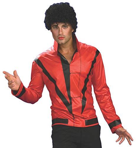 Rubies - Disfraz de Americana Thriller Michael Jackson, talla L (889348-L)